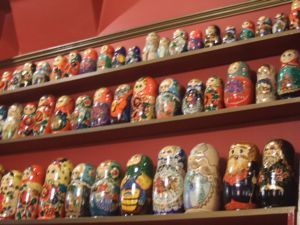 ロンドンのロシア料理食堂「トロイカ」 _e0030586_9233942.jpg