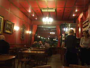 ロンドンのロシア料理食堂「トロイカ」 _e0030586_9234033.jpg