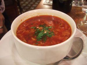 ロンドンのロシア料理食堂「トロイカ」 _e0030586_9234233.jpg