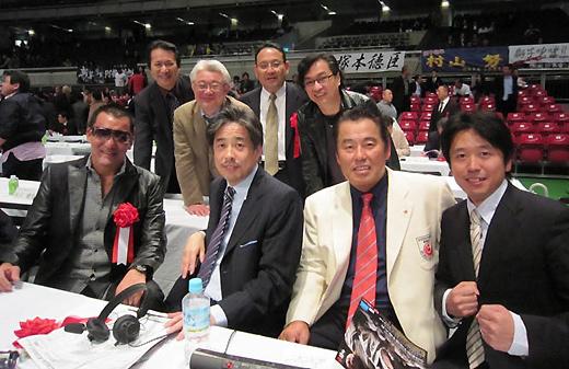 第10回全世界大会に向け、日本代表、いざ出陣!_c0186691_1884559.jpg