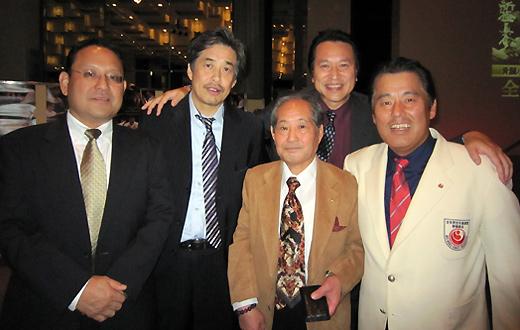 第10回全世界大会に向け、日本代表、いざ出陣!_c0186691_188569.jpg
