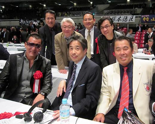 第10回全世界大会に向け、日本代表、いざ出陣!_c0186691_189525.jpg