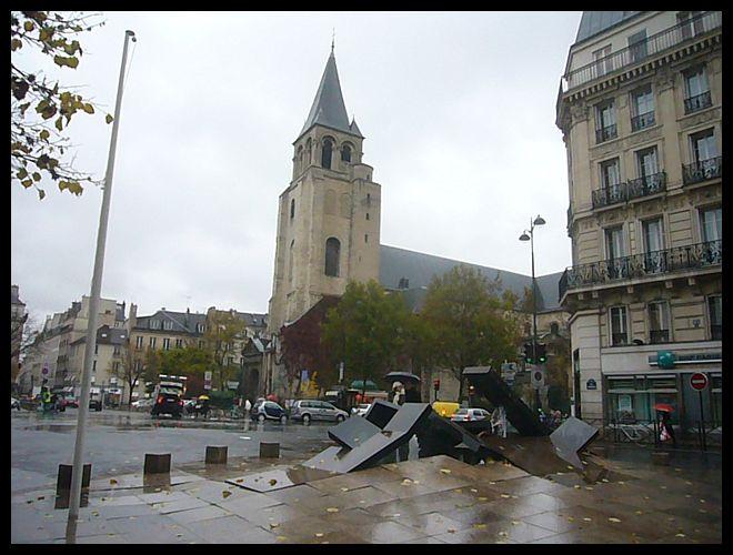 【散歩】雨のサンジェルマン界隈11月8日(PARIS)_a0008105_2141217.jpg