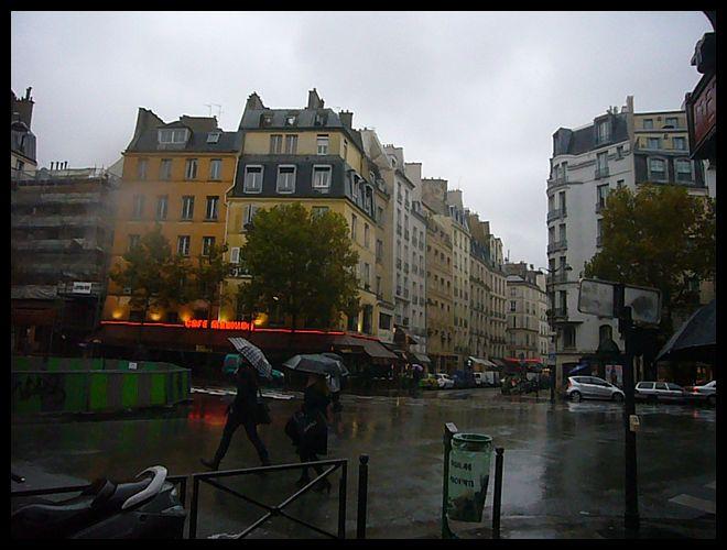 【散歩】雨のサンジェルマン界隈11月8日(PARIS)_a0008105_2143995.jpg