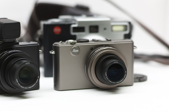 Leica D-LUX4チタン限定モデル