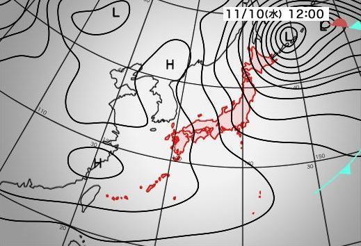 2010年11月10日(水):髪がちぎれるかと_e0062415_16573856.jpg