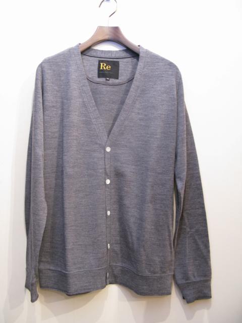 ◆Pure Wool Traditional Cardigan_e0142928_19355175.jpg