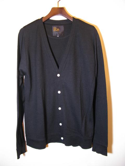 ◆Pure Wool Traditional Cardigan_e0142928_19471178.jpg