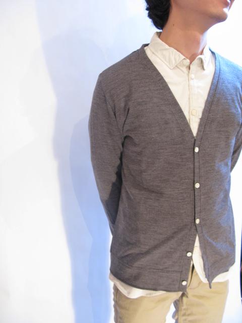 ◆Pure Wool Traditional Cardigan_e0142928_1948405.jpg