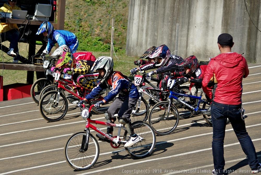 2010JBA Final Race VOL5:ノーペダルレース_b0065730_23112958.jpg