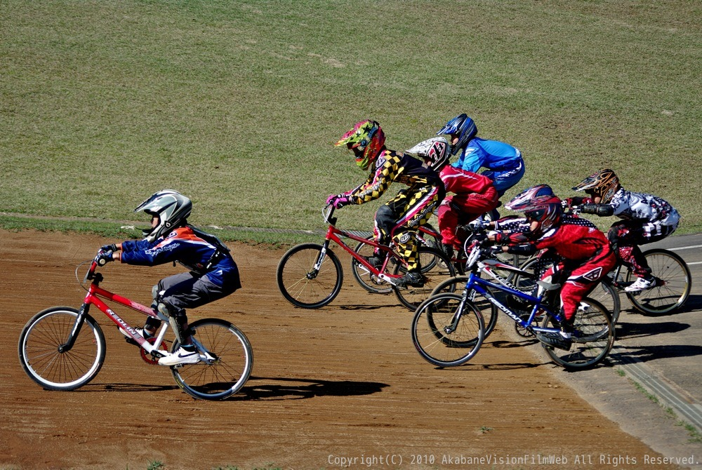 2010JBA Final Race VOL5:ノーペダルレース_b0065730_23114592.jpg