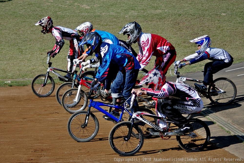 2010JBA Final Race VOL5:ノーペダルレース_b0065730_23124489.jpg