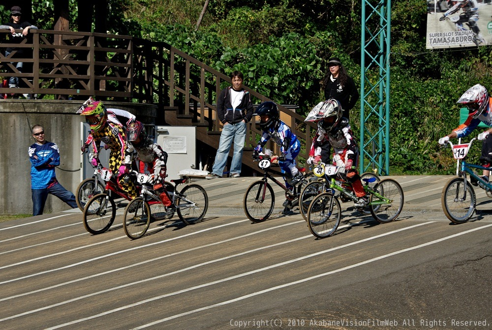2010JBA Final Race VOL5:ノーペダルレース_b0065730_23243053.jpg