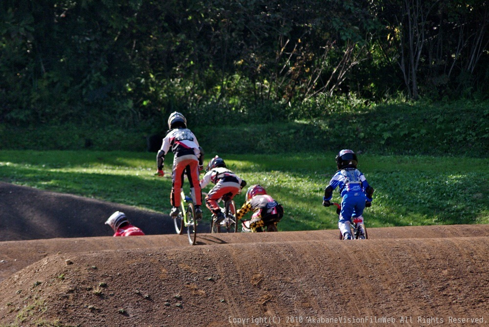 2010JBA Final Race VOL5:ノーペダルレース_b0065730_23245697.jpg