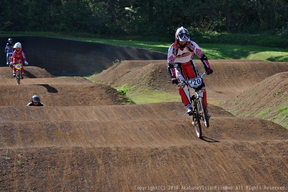 2010JBA Final Race VOL5:ノーペダルレース_b0065730_23282292.jpg