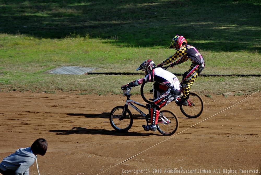 2010JBA Final Race VOL5:ノーペダルレース_b0065730_23295093.jpg