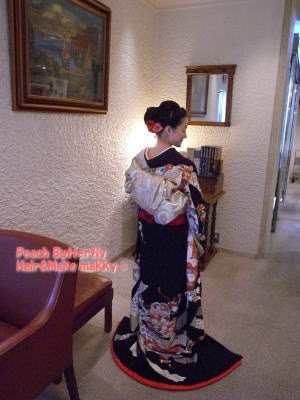 山の上ホテルの花嫁さん_c0043737_1254632.jpg