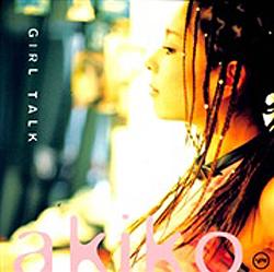 SHU\'S MUSICNOTE 41 akiko ガール・トーク/GIRL TALK_c0186849_18321013.jpg