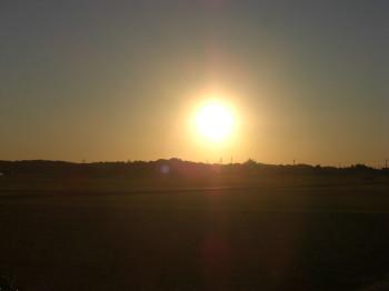晴天で・・・  そして日の出_b0111791_1955987.jpg