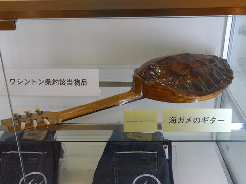蔵出し 成田空港に飾ってあったギター_d0151007_21365110.jpg
