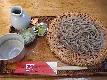蕎麦ぐらの~埼玉県ふじみ野市~_d0156608_1774011.jpg