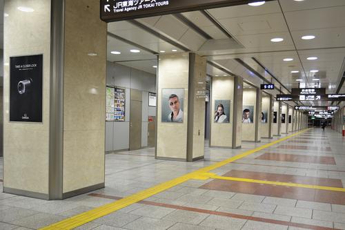 オメガ/JR名古屋駅で大型広告キャンペーン展開!_f0039351_2318251.jpg