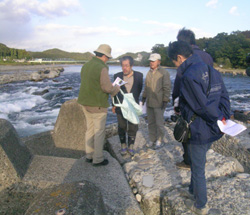 11月9日 涸れた今川を見る会-1_f0197754_23493049.jpg