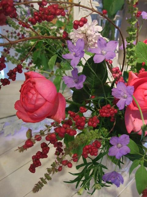 オークリーフ花の教室(松崎さんの作品)_f0049672_160267.jpg