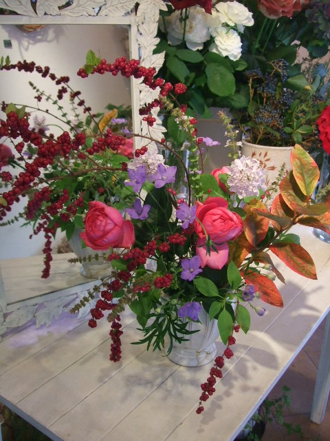 オークリーフ花の教室(松崎さんの作品)_f0049672_1623888.jpg