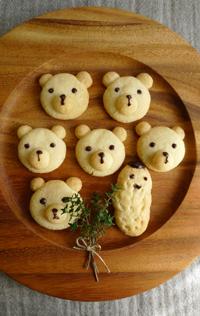 クッキー☆クッキー①_b0142989_2210057.jpg