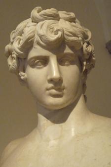 古代ローマの至宝を集めた小さな美術館~パラッツォ・アル・テンプス_f0106597_6255989.jpg