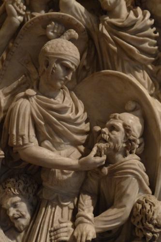 古代ローマの至宝を集めた小さな美術館~パラッツォ・アル・テンプス_f0106597_6272466.jpg