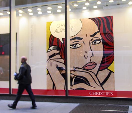 秋オークションで高額落札続出! NYのアート市場が回復へ_b0007805_1550056.jpg