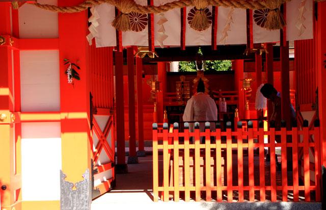 紅葉スタート 大原野神社_e0048413_22494746.jpg