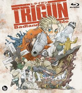 「TRIGUN -Badlands Rumble-」Blu-ray&DVD発売記念トークイベント開催決定!_e0025035_15464247.jpg