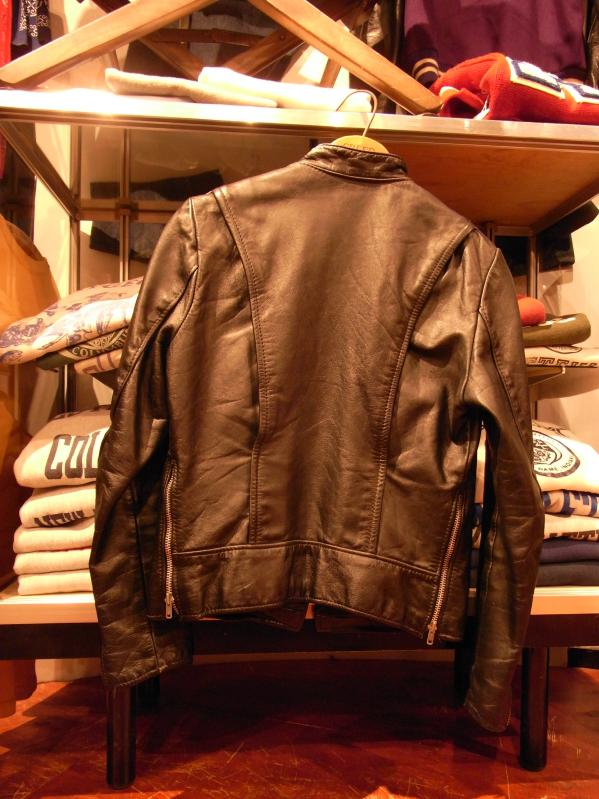 70\'s BROOKS LEATHER JACKET--RECOMMEND--_c0176867_2033257.jpg