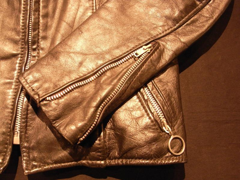 70\'s BROOKS LEATHER JACKET--RECOMMEND--_c0176867_20344646.jpg