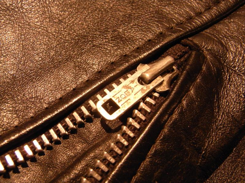 70\'s BROOKS LEATHER JACKET--RECOMMEND--_c0176867_20352670.jpg
