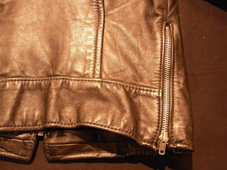 70\'s BROOKS LEATHER JACKET--RECOMMEND--_c0176867_20361699.jpg