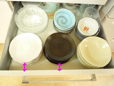 方法 食器 棚 収納