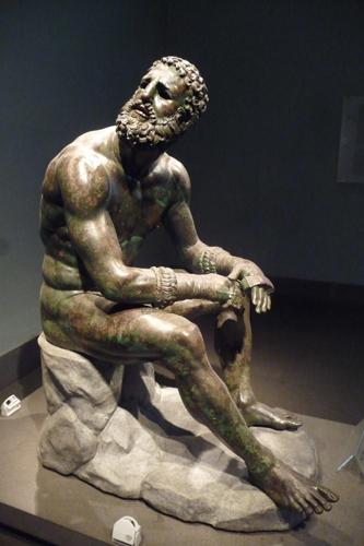 2000年の時を越えて~ローマ国立博物館_f0106597_145582.jpg