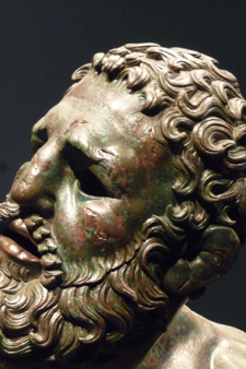 2000年の時を越えて~ローマ国立博物館_f0106597_1552347.jpg