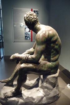 2000年の時を越えて~ローマ国立博物館_f0106597_1565933.jpg