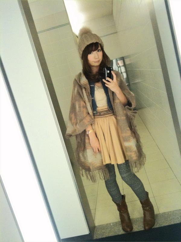 レッグファッション☆_a0146017_1121516.jpg