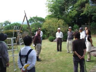 11月11日(木)「邸園交流かふぇ」報告_c0110117_23492381.jpg