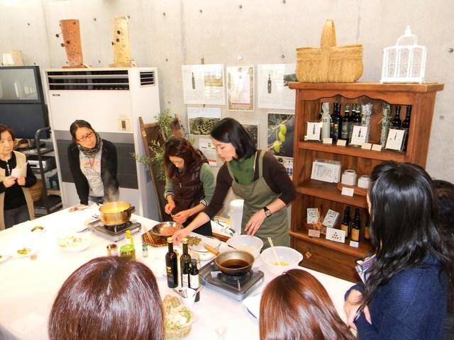 パワジオ倶楽部でのお料理教室2日目_c0213220_18133250.jpg