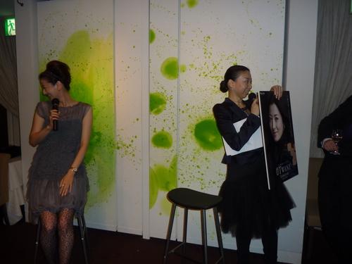 ミクニでの富裕層たちの夢の饗宴〜シャンパン、シガー/オメガ_f0039351_15125749.jpg