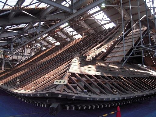 文化財建造物の保存修理 清水寺(朝倉堂) 2010年_a0164068_18153182.jpg