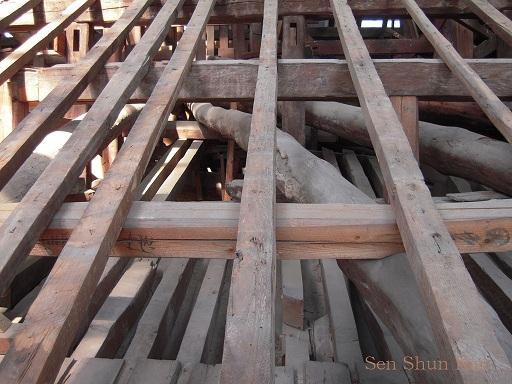 文化財建造物の保存修理 清水寺(朝倉堂) 2010年_a0164068_18184077.jpg