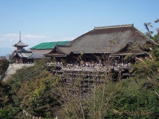 文化財建造物の保存修理 清水寺(朝倉堂) 2010年_a0164068_18191645.jpg